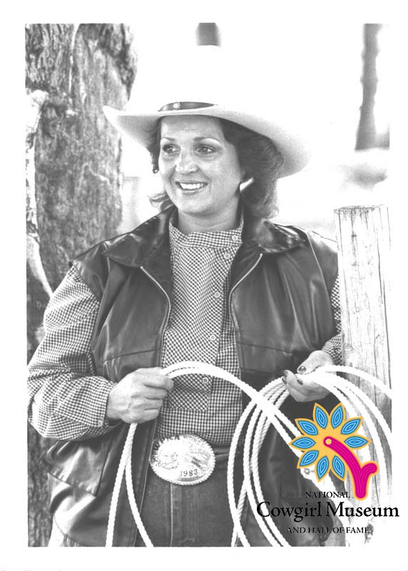 Betty Gayle Cooper Ratliff Cowgirl Hall Of Fame Amp Museum