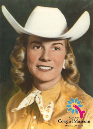 Betty Sims Solt Cowgirl Hall Of Fame Amp Museum