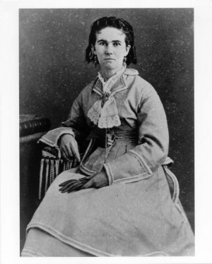 Lizzie Johnson Williams - 2013 Cowgirl Honoree - Texas History