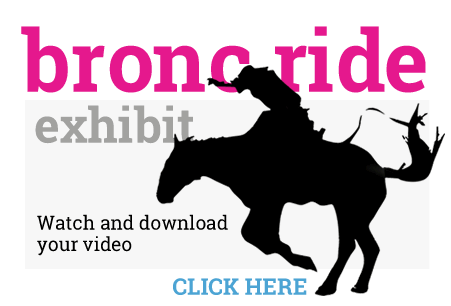 Bronc Ride Exhibit