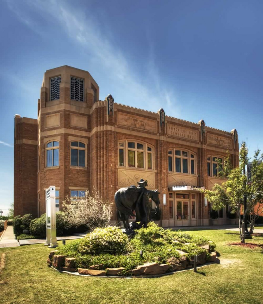 Cowgirl Hall of Fame Museum Exterior
