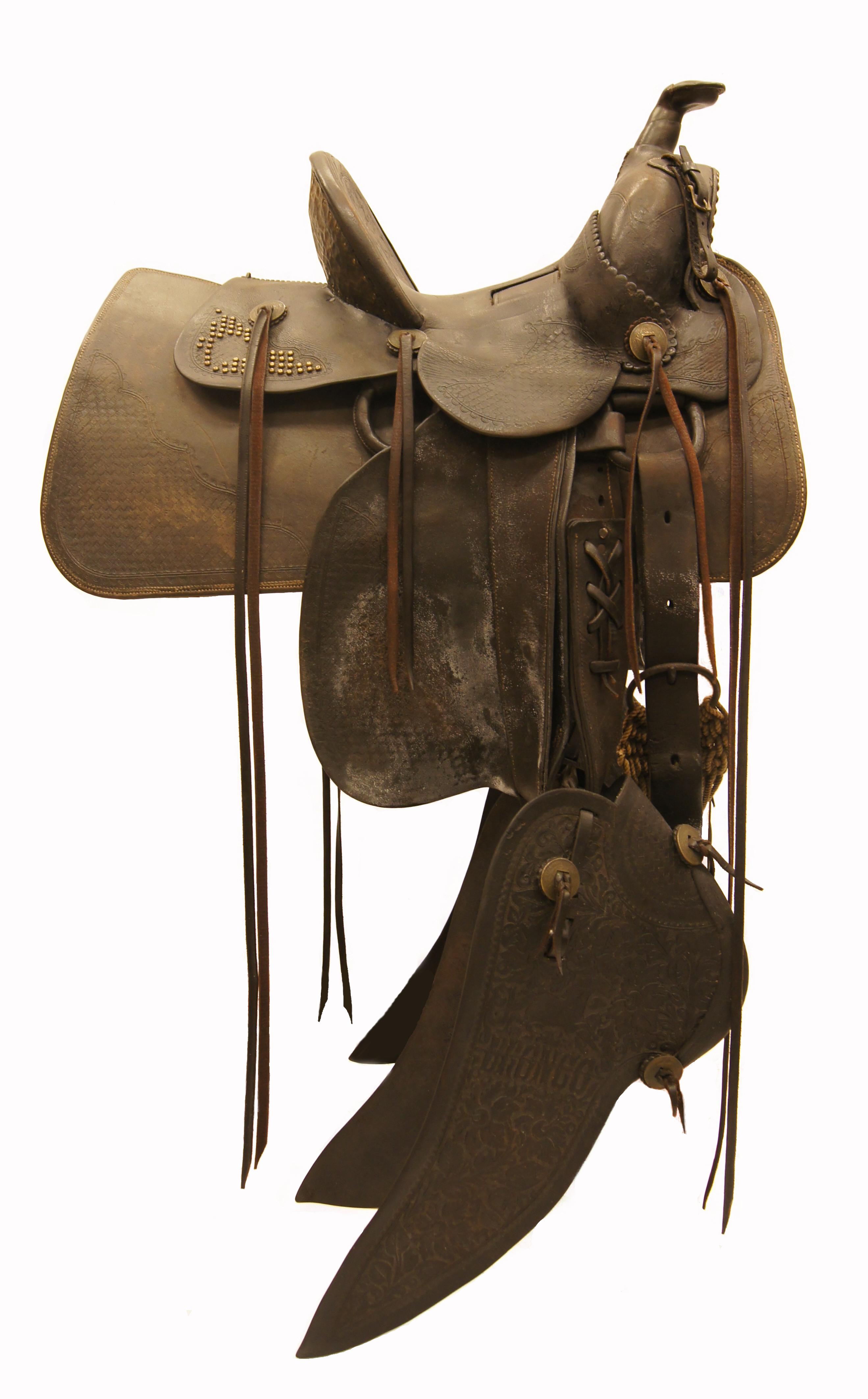 Parr saddle