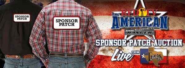Rfd Tv S The American Sponsorship Patch Live Auction Cowgirl Hall Of Fame Amp Museum